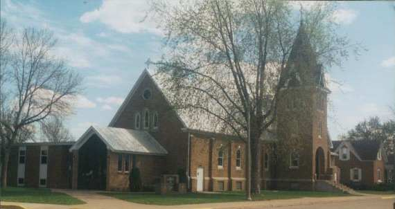 Chirst Lutheran Church building
